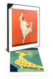 The Dance  Nitza Vernille  1929  USA & The Dance  Albertina Vitak  1929  USA Set