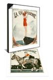 La Vie Parisienne  Georges Leonnec  1919 & La Vie Parisienne  Rene Vincent  1919 Set