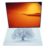 Dunes Landscape & Snow covered tree Set