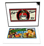 Cup 'a Joe Diner & Million Dollar Diner Set