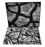 Cracks in Dried Mud & Mud Cracks by Brett Weston Set