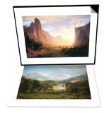 Yosemite Valley 3 & Rocky Mountains  Landers Peak Set