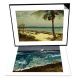 Tropical Coast & Seascape Set