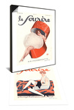 Le Sourire  Glamour Erotica Magazine  1920 & Glamour Art Deco Pets Cats Womens Magazine  1928 Set