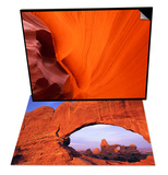 Lower Antelope Canyon & Double Arch at Sunrise Set