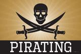 Pirating Gold Pirate