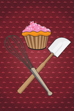 Cupcake - Whisk and Spatula