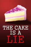 The Cake is a Lie Portal Video Game