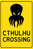 Cthulhu Crossing Creature