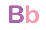 Kids Alphabet Letter B
