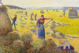Camille Pissarro La Recolte des Foins Eragny