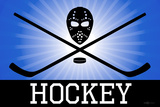 Hockey Blue Sports