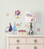 Frozen Spring Peel and Stick Wall Decals