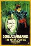 The Mark of Zorro Movie Douglas Fairbanks