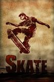 Skateboarding Skate Sketch Sports