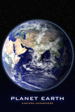 Planet Earth Eastern Hemisphere