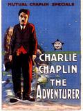 The Adventurer Movie Charlie Chaplin Edna Purviance