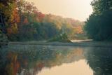 Turkey Run State Park  Indiana  USA