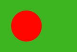 Bangladesh National Flag Poster Print