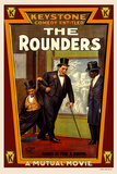 The Rounders Movie Charlie Chaplin Poster Print