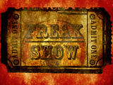 Freak Show Ticket 4