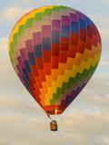 Laos  Vang Vieng Hot Air Balloon