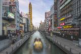 Japan  Osaka  Dohtonbori