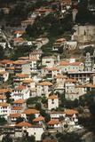 Greece  Peloponnese  Central Arcadia  Menalon Mountain Village