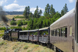 Kettle Valley Steam Railway  Summerland  British Columbia  Canada