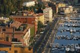 Italy  Tuscany  Porto Ercole Harbor  Promontorio Dell'Argentario