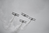 Stunt Aircraft in Airshow