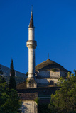 Greece  Epirus  Ioannina  Municipal Ethnographic Museum Minaret