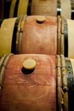 USA  Washington  Walla Walla Barrel Room in Walla Walla Winery