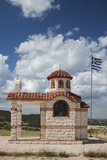Greece  East Macedonia and Thrace  Likofos  Greek Orthodox Chapel