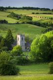 View Ove St Andrew's Church  Naunton  Gloucestershire  England