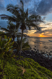 A Beautiful Sunset Princeville  Hi
