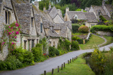 Arlington Row Houses  Bibury  Gloucestershire  England