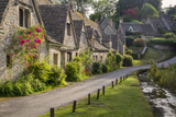 Arlington Row Homes  Bibury  Gloucestershire  England
