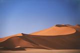 Namibia  Sossusvlei  Central Namib Sand Dunes at Namib-Naukluft NP
