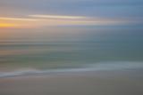 USA  Florida Beach Motion Blurred Abstract