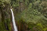 Toro Falls  Cloud Forest  Costa Rica