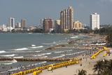 Beach Front  Cartagena  Atlantico Province Colombia