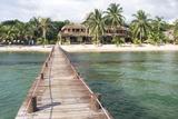 Placencia  Belize Roberts Grove Resort Sandy Beach