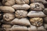 Coffee Bags Monteverde Costa Rica Central America