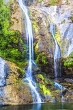 Salmon Creek Falls in the Santa Lucia Mountains of California