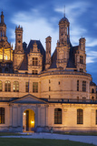 Chateau Chambord  Loire Valley  Centre France