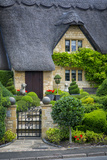 Thatched Roof Cottage in Chipping-Campden  Gloucestershire  England