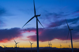 Wind Power in El Central for Better Ecology  California  Usa