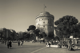 Greece  Central Macedonia  Thessaloniki  the White Tower