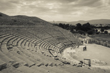 Greece  East Macedonia and Thrace  Philippi  Ruins of City  Theater